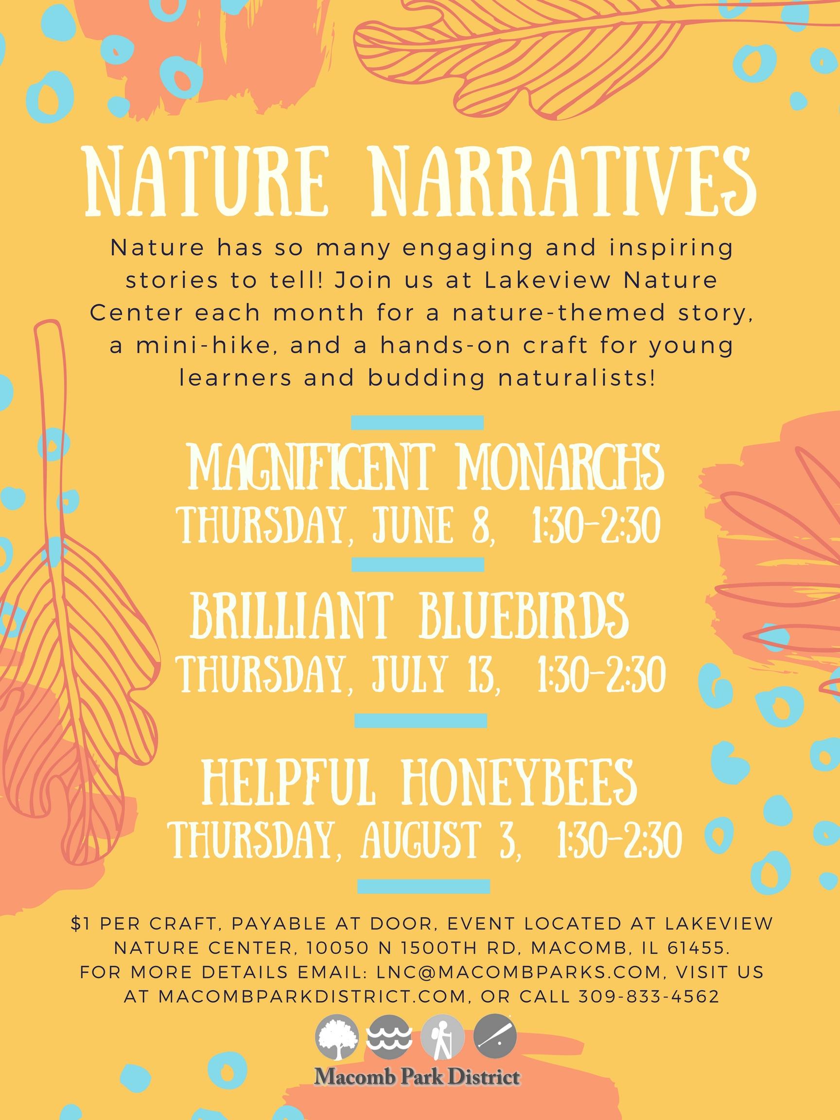 Nature-Narratives